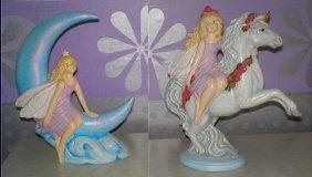 Ceramic Fairies