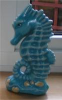 Ceramic Sea Horse